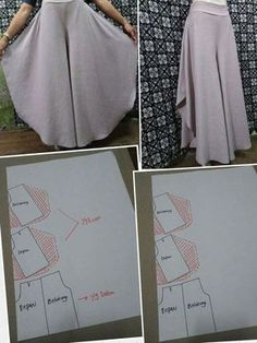 Easy tutorial on sewing palazzo pants easy do it yourself pants solutioingenieria Gallery