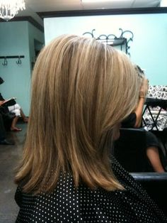 @Michelle Lowry - for my haircut on the 17th I want this!    Color & Haircut | Yelp