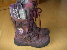 Biete hier einen tollen Stiefel von Lillifee an. Sehr cool zu Kleidern oder…