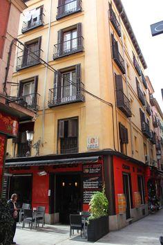 Rincones de Madrid: El Barrio de las Letras  Spain
