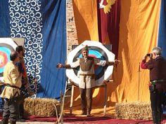"""Mittelalter-Fest von Villena (Spanien), ein magisches Erlebnis für die gesamte Familie Jedes Jahr im März ist es wieder soweit und eine ganze Stadt """"macht sich auf die Beine"""" um ein gesamtes Wochenende das Mittelalterin Villena zu feiern. Alleverkleidet und man…"""