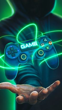 Gamer - by Rocky - Find a HD wallpaper for your smartphone device. Discover now our large variety of topics and our best pictures. Ps Wallpaper, Game Wallpaper Iphone, Graffiti Wallpaper, Phone Screen Wallpaper, Wallpaper Downloads, Mobile Wallpaper, Galaxy Wallpaper, Gaming Wallpapers Hd, Free Hd Wallpapers