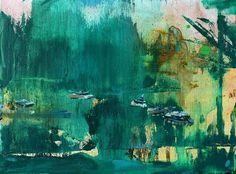 "Saatchi Online Artist Grażyna Smalej; Painting, ""Military exercises II"" #art"