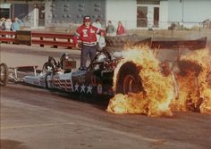 Wild fire burnout.. not actually a funny car or altered wheelbase..... dragster... but I don't HAVE that category.