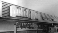 Dutch Boy Food Market, on the corner of Belmont Avenue and Highland Road in Kitchener.