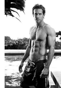 Ryan Reynolds - Click image to find more Celebrities Pinterest pins