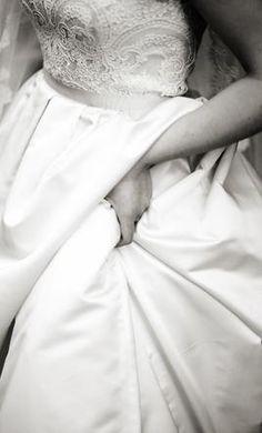 """Amsale """"Ella"""" gown"""
