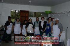 Padaria Comunitária é inaugurada no Rio Verde