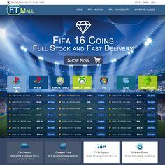 About FUTMALL FIFA 16 Gamer Store Video - FUTMALL.com