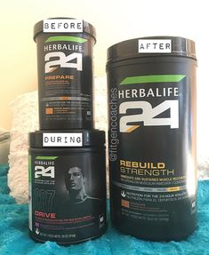 Yes! We also have muscle gain plan - I use The Herbalife 24 line which was developed for athletes and/or people who train like it. They are top of the line fitness nutrition supplements great mostly for toning up and building muscle. These are a must BEFORE Prepare: Support fast twitch muscular contractions supporting a healthy blood flow and helps maintain focus and performance. DURING CR7 Drive: enhanced hydration to drive your active lifestyle. AFTER Rebuild Strength: Post workout shake…