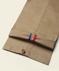 Fred Perry - Cotton Twill Cycling Trouser