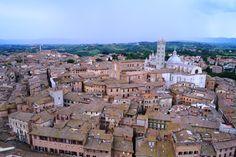 Siena_Ausblick Torre