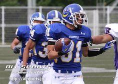 5/13 関西学院大学vs龍谷大学  ご提供:フォトクリエイト こちらの写真はhttp://allsports.jp/event/americanfootball.htmlにてお求めになれます。