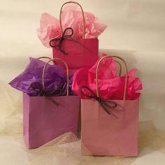 Sacolinhas de presentes  @365daystogive