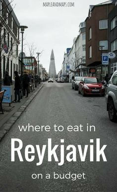 Best places to eat in Reykjavik that won't blow your budget.