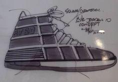 Air Jordan 10 Design Sketch   Sole Collector