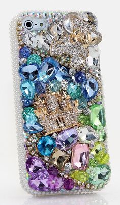 Bling Crystals Phone Case for iPhone 6 / 6s, iPhone 6 / 6s PLUS