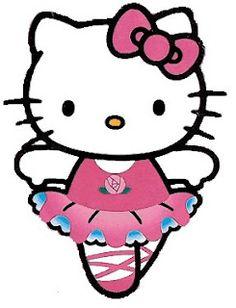 Hello Kitty Cartoon Clip Art