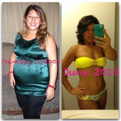 """I gained a whole 65 lbs. with daughter's pregnancy and it was a long road to loose all the weight but I kept steady, focused and never gave up...""""I'm not quite there yet, but everyday I'm closer"""". Do you need a push to get started on YOUR journey? Visit my page, I can help you reach ALL your goals! www.facebook.com/florrosariofitforlife"""