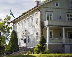 Hotel Krokstad Herrgård in Värmland, Sweden