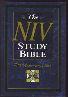 Bible - NIV