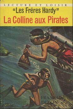 ? (G. Kaye) - Charpentier Lecture et Loisir Franklin W. Dixon Les Frères Hardy 1971
