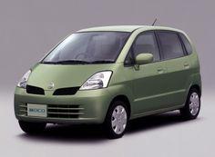 Nissan Moco Concept (SA0) '10.2001