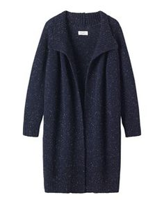 DONEGAL WOOL COAT by TOAST