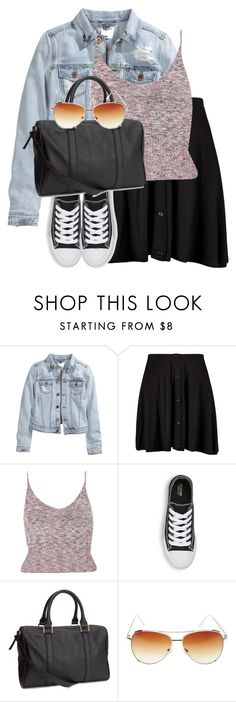 """""""Untitled #1384"""" by sully99 ❤ liked on Polyvore featuring H&M, Boohoo, River Island and Wet Seal"""