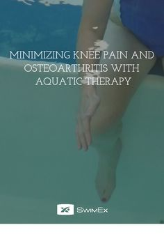 There are the basic methods for treating knee pain & osteoarthritis however many physical therapists and medical professionals have been seeing great results with aquatic therapy. Learn more in this new blog by Jaeson Kawadler, Senior Physical Therapist at Brigham and Women's Hospital in Boston, MA.