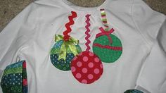 I see cute Christmas shirts in the girls' future!