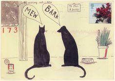 What a Cute Postcard (Harriet Russell)