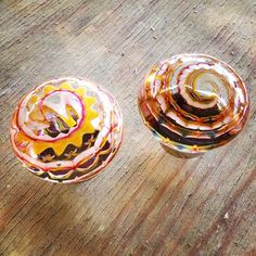 """""""Really pretty artisan glass knobs #interiors #interiordesign #artisan #creative #furniture #cabinets #architecture #architect #glass"""" Photo taken by @merlinglass on Instagram, pinned via the InstaPin iOS App! http://www.instapinapp.com (08/11/2015)"""
