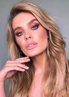 Pinterest: DEBORAHPRAHA ♥️ glamorous makeup for night out