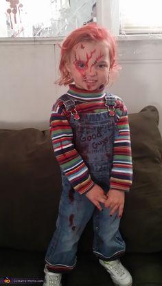 Chucky Costume - Halloween Costume Contest via @costume_works