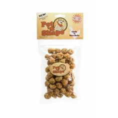 Balls Dog Treat [Set of 48] Flavor: Chik 'n Rice, Quantity: 8-oz *** For more information, visit now : Dog treats