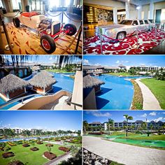 Hard Rock Hotel & Casino Resort - Punta Cana, Dominican Republic Photos #intoxicatingromance #destinationwedding #puntacana