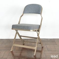 CLARIN FULL CUSHION FOLDING CHAIR | Metal Products,Chair, Stool | | P.F.S. Online Shop