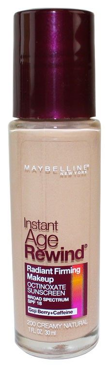 MAYBELLINE Instant Age Rewind Foundation - Creamy Natural 200 499