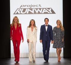 Project Runway Spring 2016 New York Fashion Week