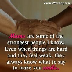 Very true!!! Missing you everyday, Mama