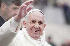 Faz download do fundo Jorge Mario Bergoglio Sívori, francisco, Papa Francisco, poses, sorriso, secção masculina no 5616x3744…