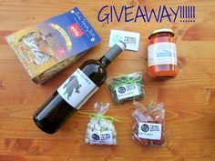 Ef Zin Creations: Terra Delicia traditional yummy products and a GIV...