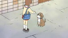 Nichijo - 日常 - Dog trouble