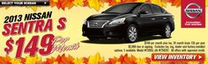 Fall into Savings at Universal Nissan Nissan, Innovation, News, Fall, Model, Autumn, Models