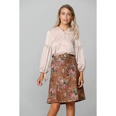 Texas Desert Skirt Casual Wear, Special Occasion, Midi Skirt, Deserts, Floral Prints, Dress Up, Texas, Skirts, Jackets