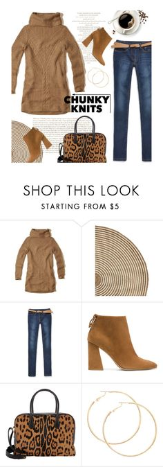 """Hollister Turtleneck"" by youaresofashion ❤ liked on Polyvore featuring Hollister Co., Serena & Lily, Stuart Weitzman, Balmain and chunkyknits"