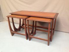 Tables gigognes vintage #vintage #tablesgigognes