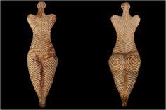 Cucuteni figurine