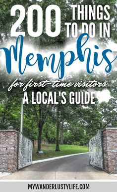 In honor of Memphis, Tennessee turning 200 in here are 200 things to do in Memphis on your next visit. Or this weekend if you live there. Gatlinburg Tennessee Cabins, Tennessee Vacation, Downtown Memphis, Nashville Tennessee, Memphis Food, East Tennessee, Vacation Destinations, Vacation Spots, Vacations